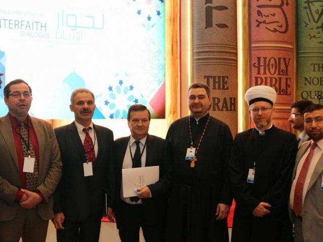 Україна бере участь у Міжнародній міжрелігійній конференції в Катарі