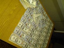 Церковнослужитель УПЦ намагався незаконно провезти до Росії 65 тисяч доларів