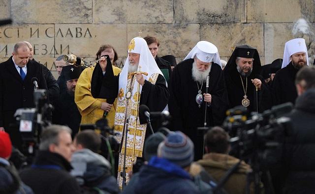 Глава РПЦ вызвал конфликты в Болгарии из-за отношения к войне в Украине и прославления России
