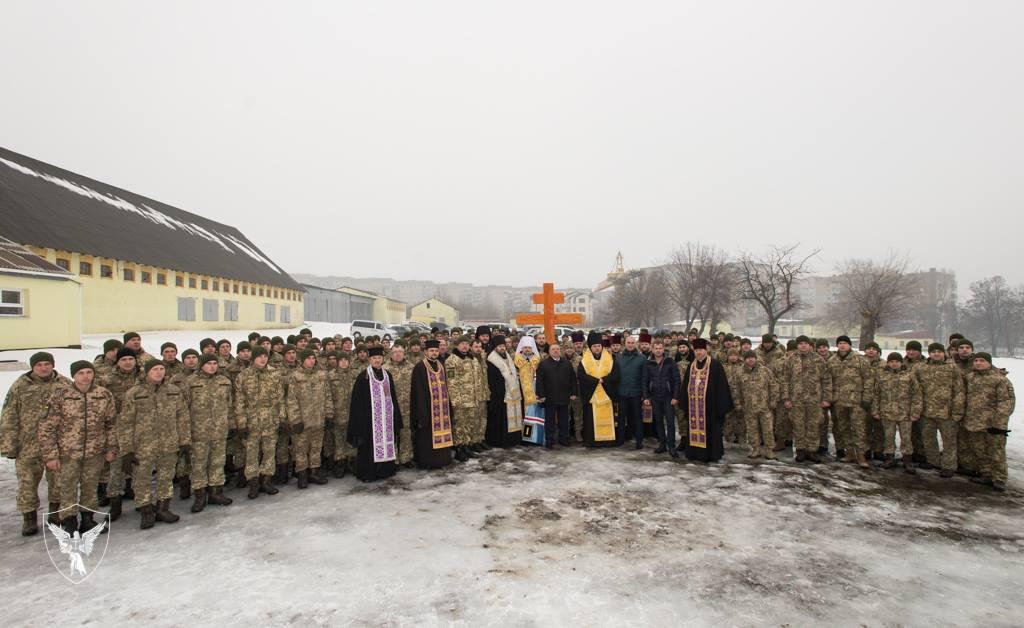 На території Оперативного командування «Схід» постане храм УПЦ КП