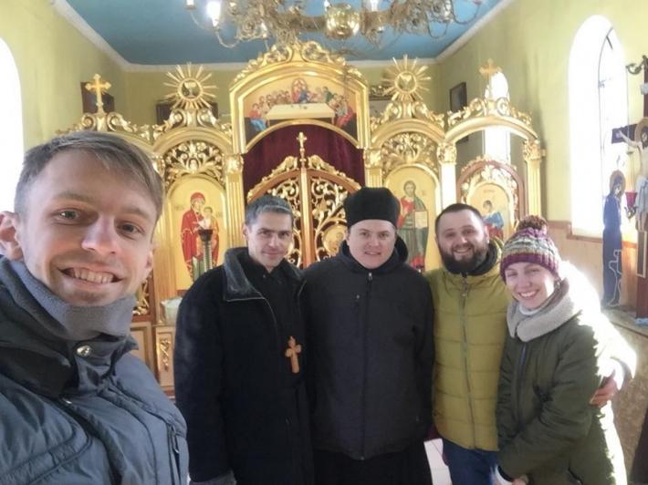 Центр студентського капеланства УГКЦ відкриває нові перспективи праці з дітьми на Донбасі
