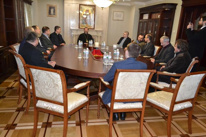 Екуменічна група «Примирення в Європі» готує в Києві міжнародну конференцію «Стратегія примирення: роль Церков в Україні»