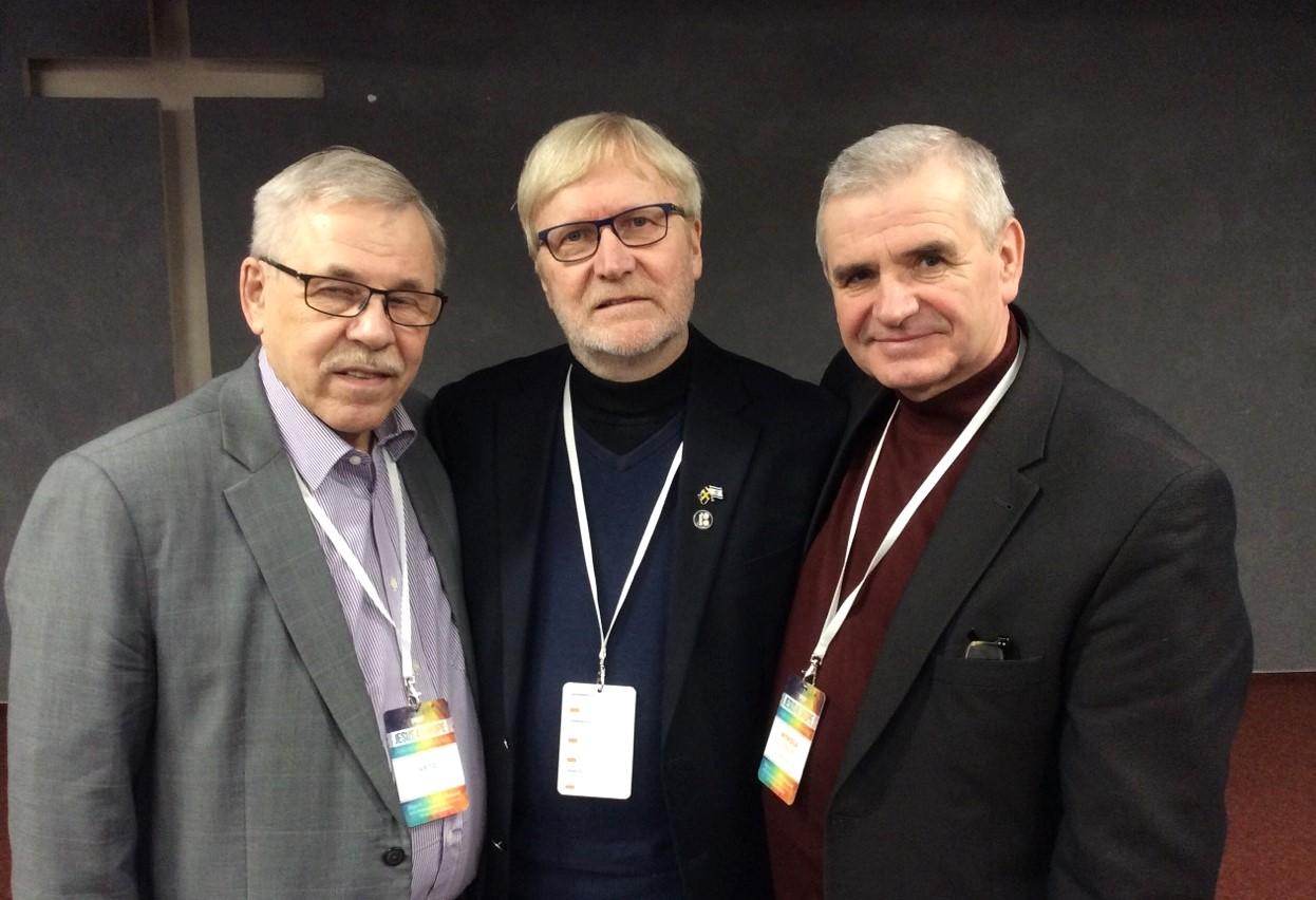 Європейська п'ятидесятницька спільнота розглянула місіонерську ситуацію в Росії, Криму, на сході України