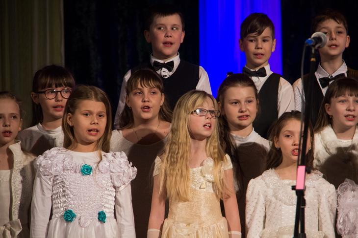 Сумська єпархія УПЦ співорганізувала благодійний концерт, на якому зібрали 47000 грн для онкохворих дітей