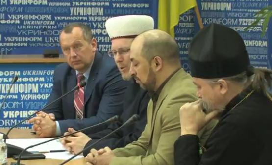 Всеукраїнська Рада релігійних об´єднань обговорила розвиток діяльності на 2018 рік