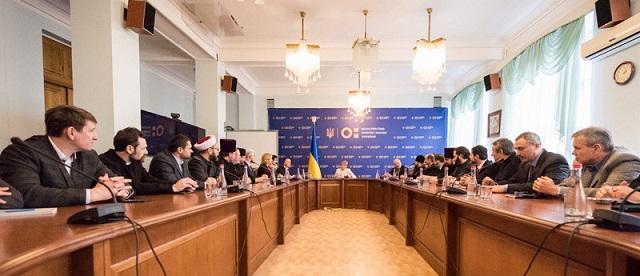 Всеукраїнська рада Церков обговорила з міністром освіти здобутки у галузі інтеграції духовної та світської освіти