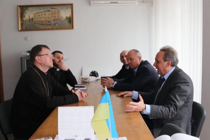 В Українській академії друкарства започатковують студентське капеланське служіння