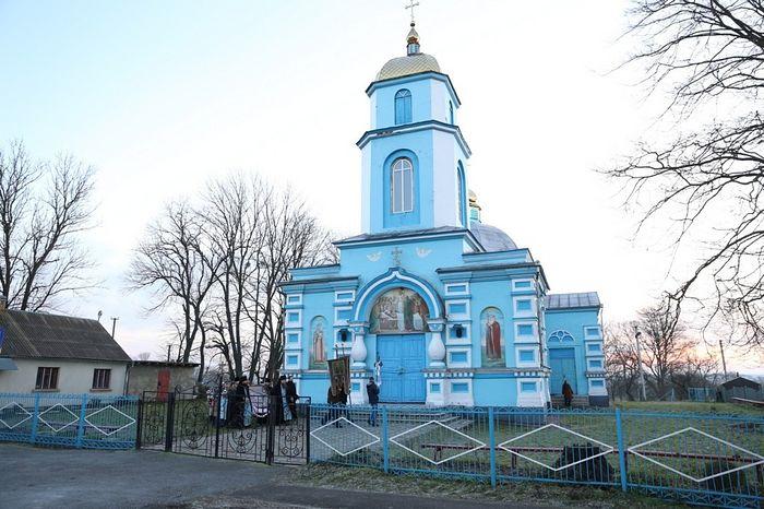 На Рівненщині відновився конфлікт між сільськими громадами УПЦ (МП) і УПЦ КП