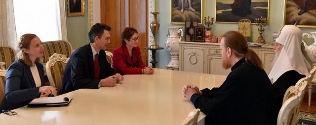 Патріарх Філарет і посол США дійшли спільної думки: Україна переможе агресора