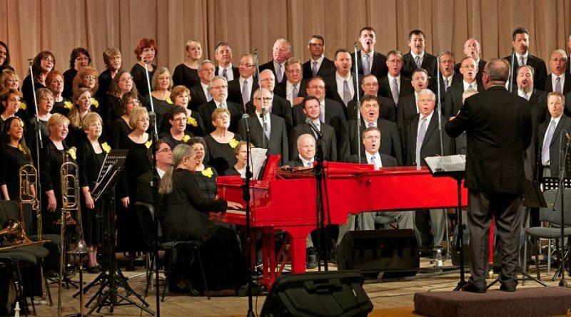 Американский хор проведет концерты духовной музыки по городам Украины