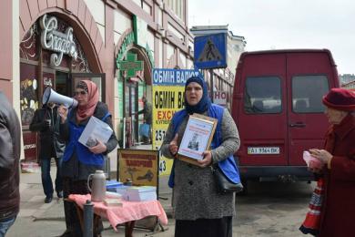 Одеські християни і мусульмани збирають гроші на інфузомати для онкохворих дітей
