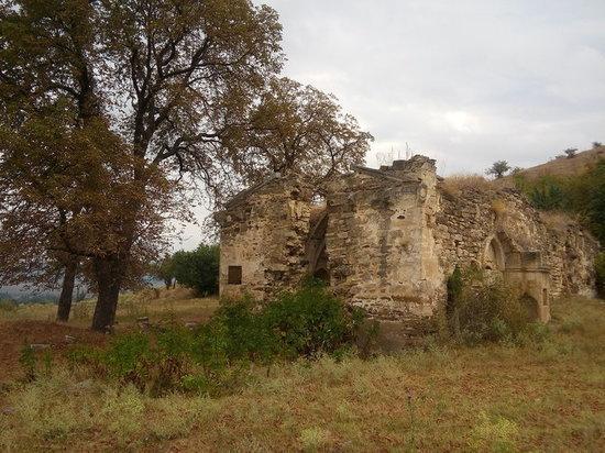 Армяне-активисты своими силами хотят восстановить древний храм в Крыму
