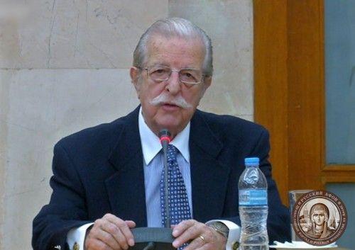 Скончался выдающийся исследователь Афона и работ прп. Паисия Величковского