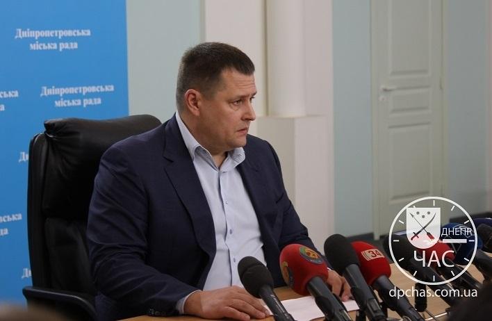Мер Дніпра обговорив перспективи співпраці з УПЦ (Константинопольського Патріархату)