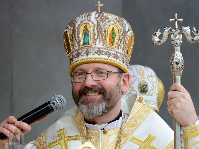 Глава УГКЦ відзначив роль жінки-благовісниці у церкві та суспільстві
