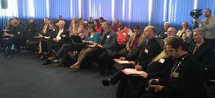 У столиці розпочала роботу конференція європейських тюремних капеланів