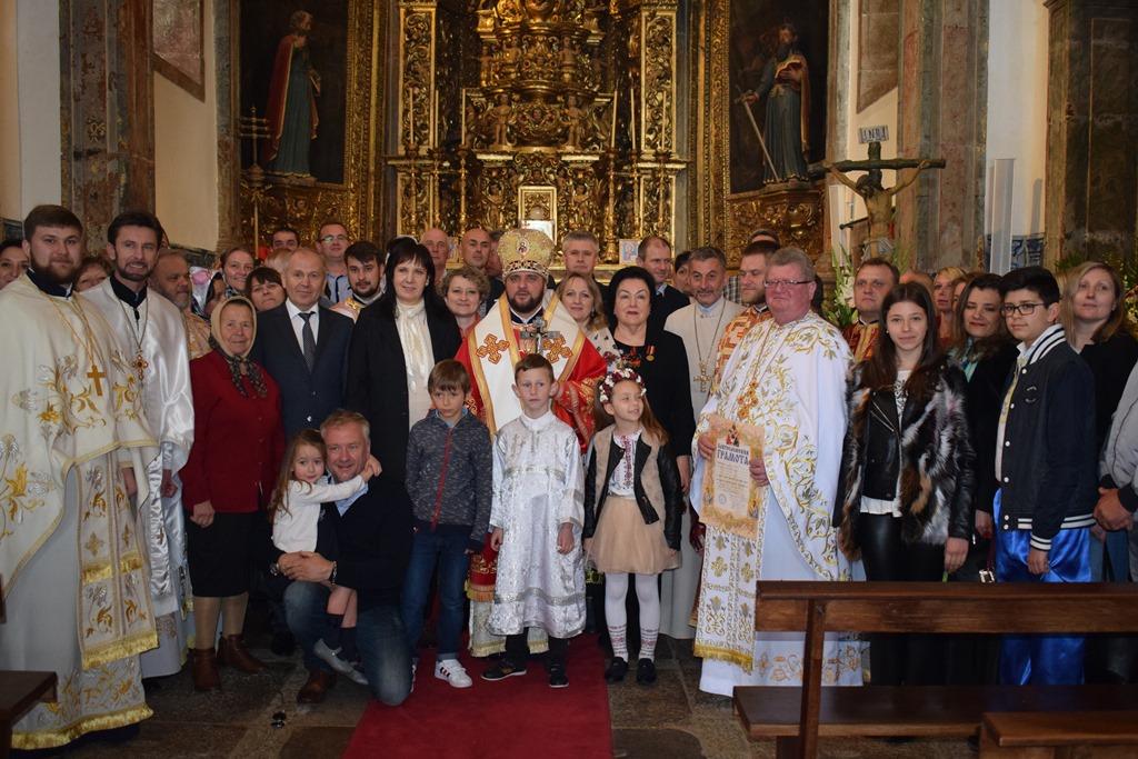 УПЦ КП відзначила 15-ліття своєї діяльності в Португалії