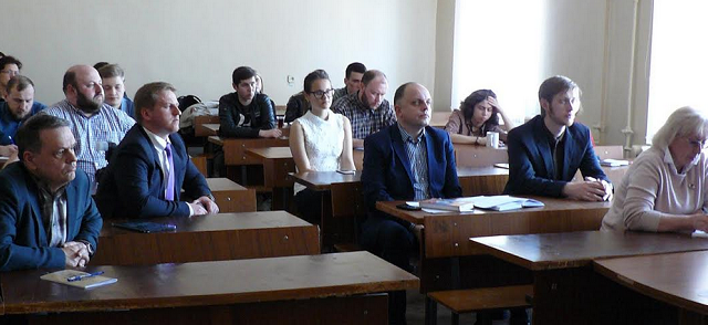 """В Одеському національному університеті науковці, богослови провели семінар про """"мову таїнства воскресіння"""""""
