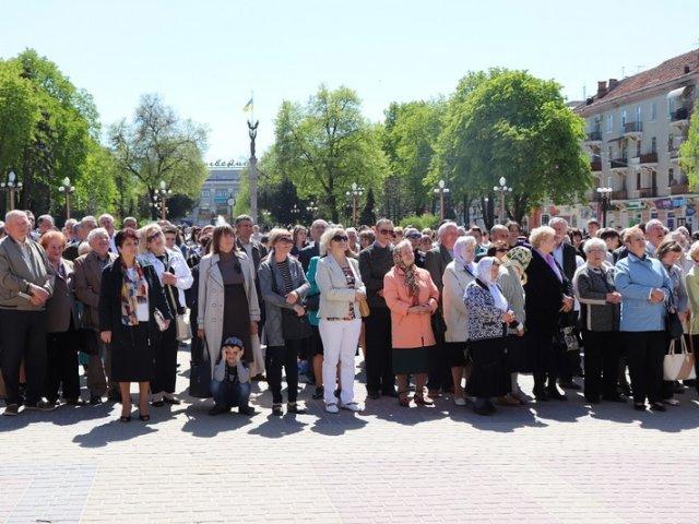 УПЦ КП та УАПЦ провели спільний молебень за утворення єдиної помісної Церкви