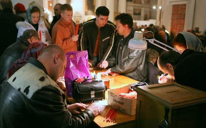 В УПЦ (МП) началась кампания по сбору подписей против автокефалии УПЦ КП и УАПЦ