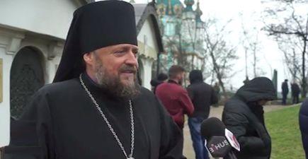 Архимандриту УПЦ хотят запретить въезд в Украину за нарушение паспортного режима