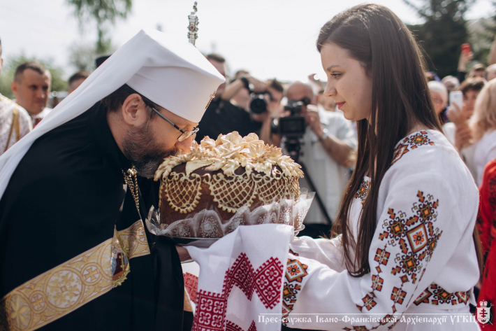 Глава УГКЦ: «Служителем єдності Христової Церкви є не президент, не патріарх, а наступник апостола Петра – Папа Римський»