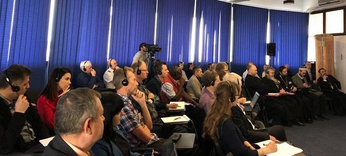 Капелани з України та інших країн закликають до толерантності до нелегальних мігрантів, пацифістів та виступають за скасування смертної кари