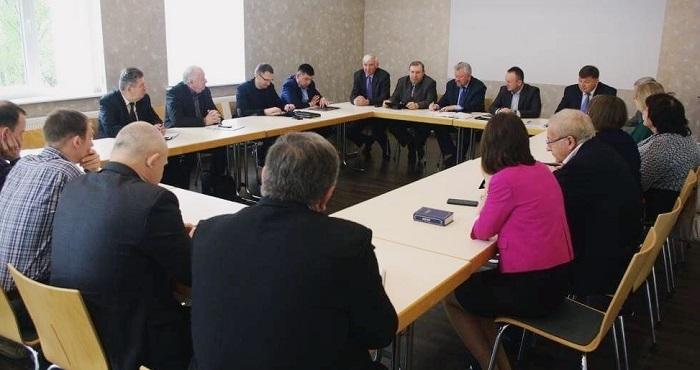 Баптистські делегації України та РФ обговорили питання взаєморозуміння і примирення країн