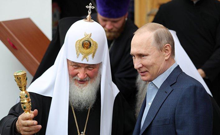 """В УПЦ КП """"нет сомнений, что от Кремля и МИД РФ уже пошли указания"""" препятствовать признанию Вселенским патриархом автокефалии в Украине"""