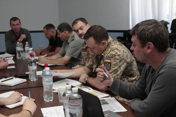 Первый Украинский батальон военных капелланов разрабатывает с властями многоуровневую программу психологической реабилитации военных