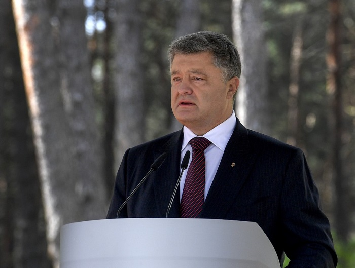 Порошенко: «Дорога украинцев к Богу не лежит через Москву. У нас свой путь»