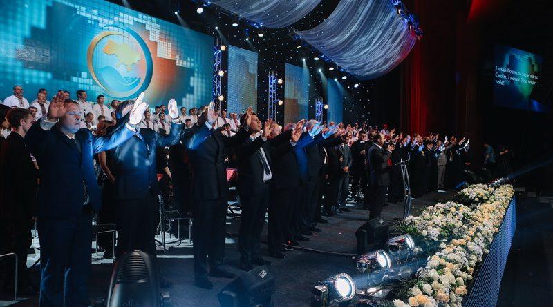 В национальном Дне молитвы за Украину примут участие около 10 000 человек