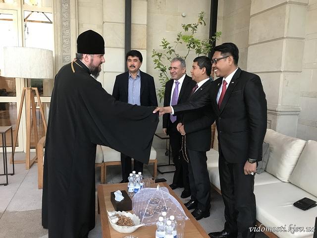 УПЦ КП привітала мусульман з початком місяця Рамадан