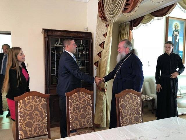 Місія ОБСЄ провела зустрічі з єпархіальними архієреями УПЦ (МП) і УПЦ КП
