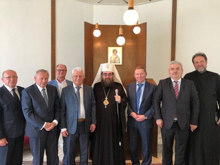 Глава Чеської Церкви проти участі державних чиновників в церковних питаннях