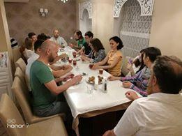 Неформальна група міжрелігійного миру розділила з київськими мусульманами іфтар