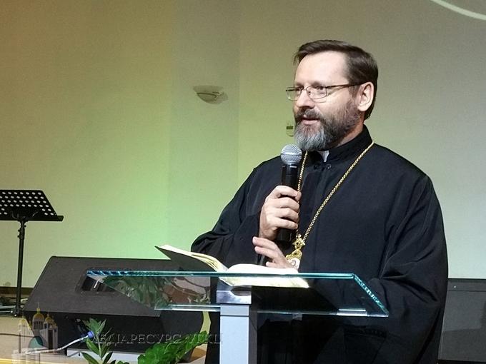 Глава УГКЦ візьме участь у конференції на тему релігійної свободи в посольстві США при Ватикані