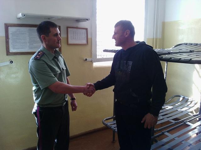 Адвентисти зробили ремонт у камері жіночої колонії на Тернопільщині