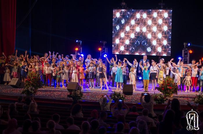 УПЦ провела ІІІ щорічний благодійний фестиваль «Божі діти»