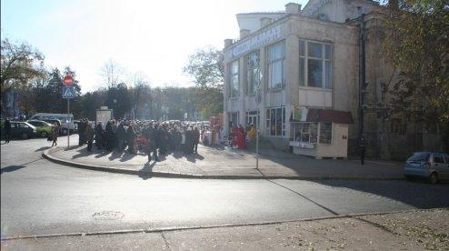 Севастопольським католикам повернули храм
