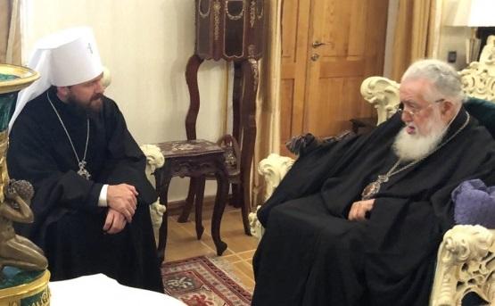 Москва и Константинополь ищут поддержки у Грузинской Церкви по вопросу об украинской автокефалии