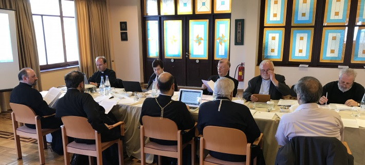 У Греції представники Католицької і Православної Церков підготували спільні документи про примат і синодальність