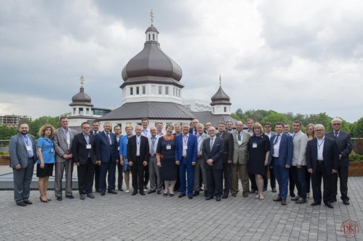 В Українському католицькому університеті відбулося засідання Консорціуму Варшавського та українських університетів