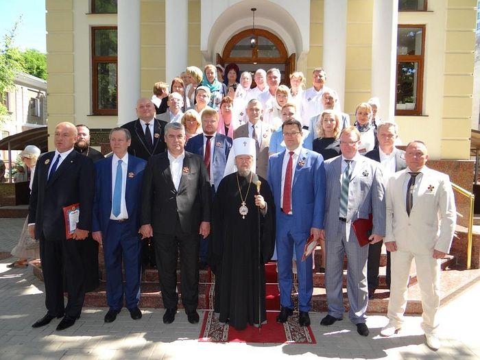 Епархия УПЦ вместе с российскими ведомствами провела конференцию «Образование, Наука, Церковь: Совместные ответы на вызовы современной цивилизации»