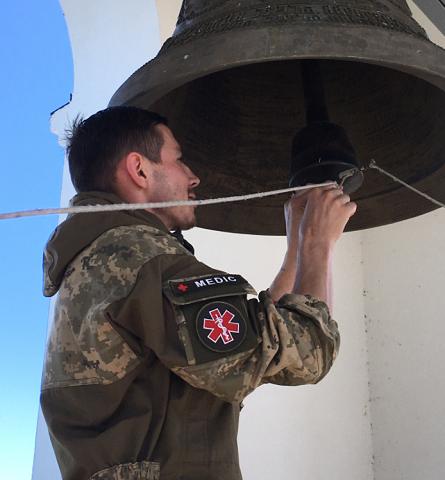 Запорізький митрополит УПЦ пропонує встановити День військового медика