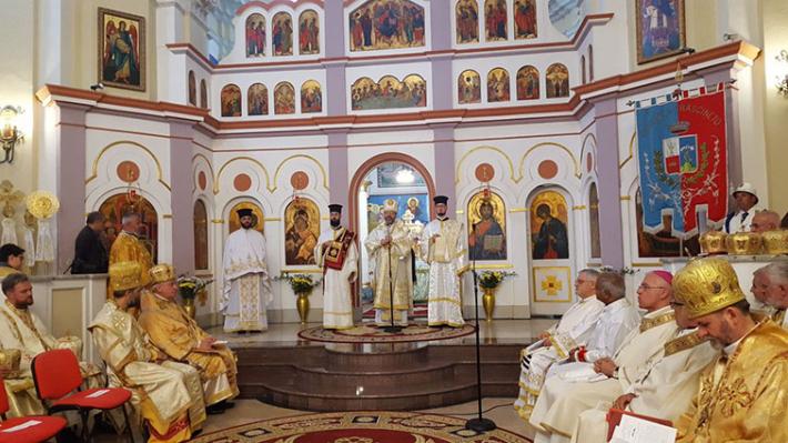 """Глава УГКЦ: """"Історія Італо-албанської Церкви є прикладом збереження національної та церковної ідентичності"""""""