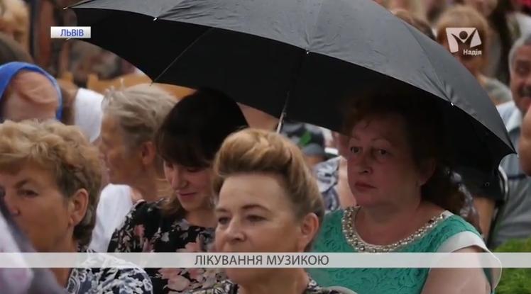 Адвентисти провели у Львові великий концерт для родини військових АТО