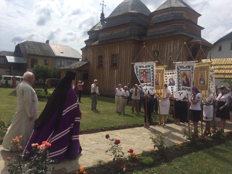 На Львівщині відкрили музей ікони Пресвятої Богородиці