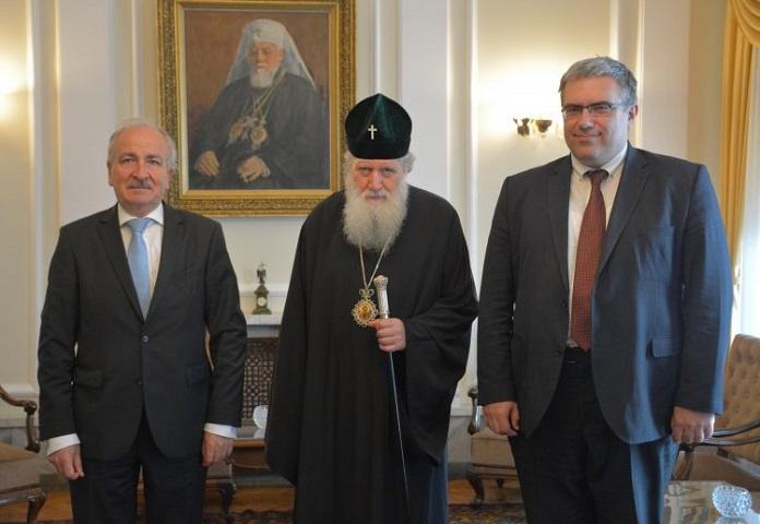 Представник президента України і болгарський патріарх обговорили тему української автокефалії