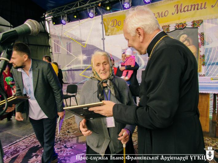 У Маріямполі під час прощі встановили новий рекорд України